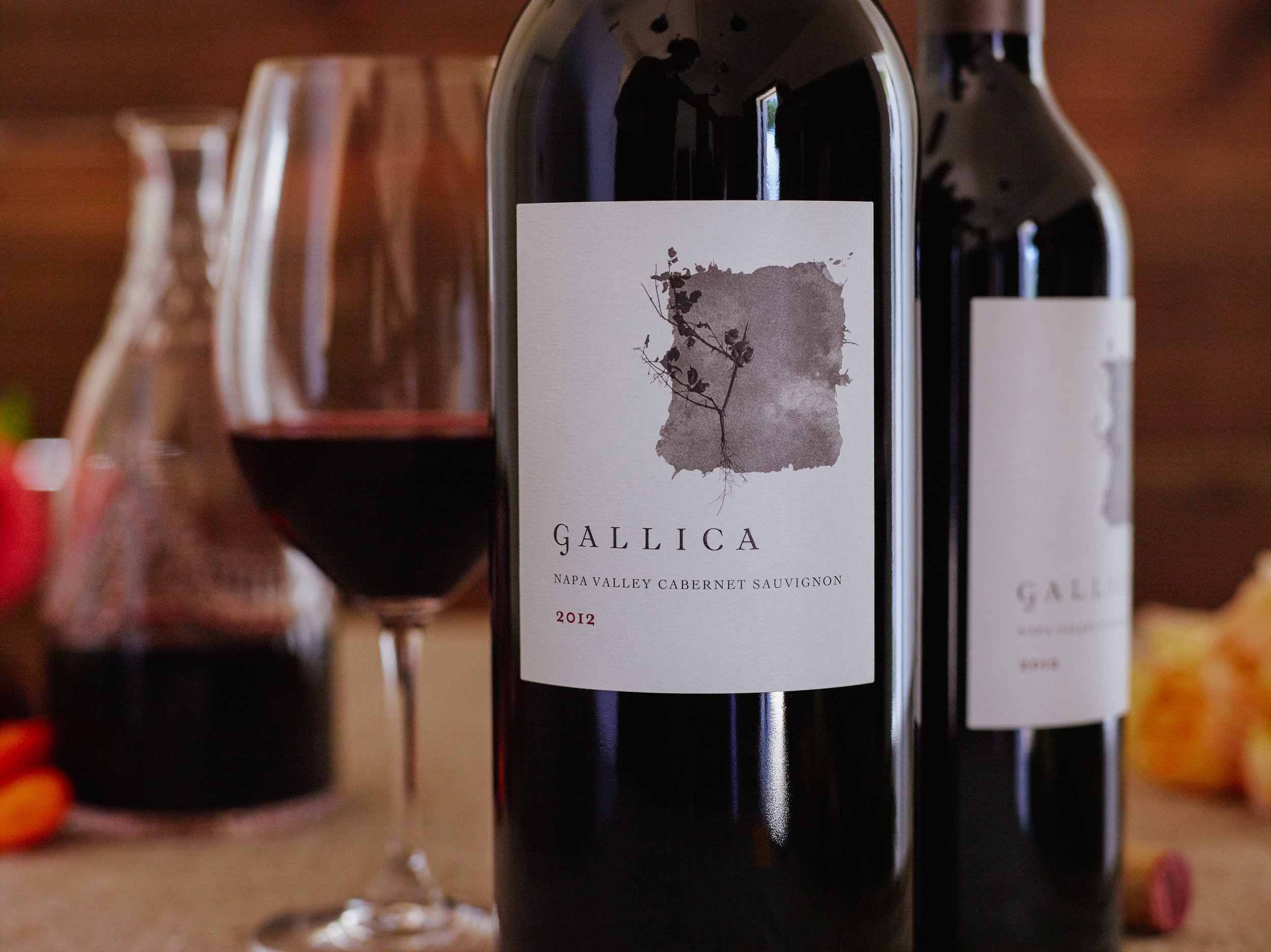 Gallica Cabernet Sauvignon. Photo courtesy of Meg Smith.