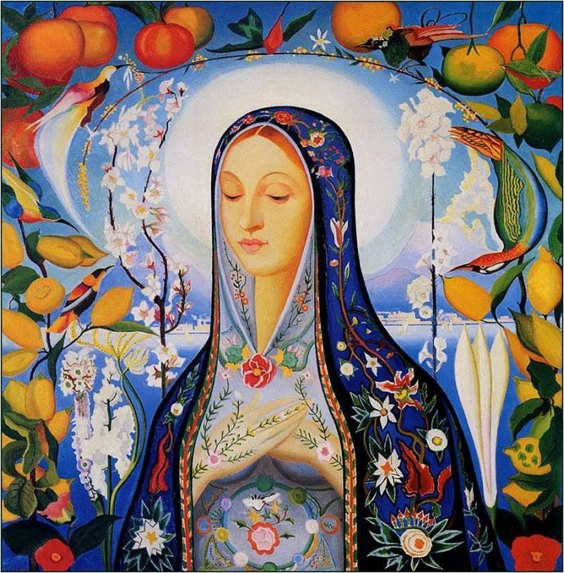 Beer pioneer Hildegard von Bingen, considered a Patron Saint of Beer. Photo courtesy of