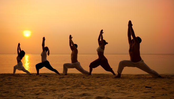 Photo courtesy of Chapin Yoga Center