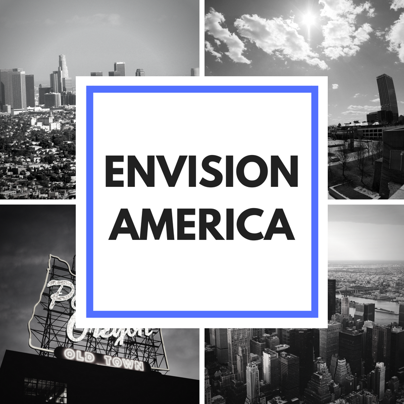 Envision America issued its first challenge to America's cities to become smarter by accelerating deployment of innovative technologies that tackle energy, water, waste, and air challenges in fall of 2015. Nutter Consulting was hired as the Consulting City Liaison to assist selected cities in developing smart cities project plans for the January 2016 conference. Nutter Consulting worked with the selected cities slated to present including Pittsburgh, PA; Los Angeles, CA; San Diego, CA; Milwaukee, WI; Portland, OR; Dallas, TX; Cambridge, MA; Spokane, WA; New York City, NY; and Greenville, SC. Project presented included smart streetlights, an Eco-innovation zones and an Internet of Trees initiative.