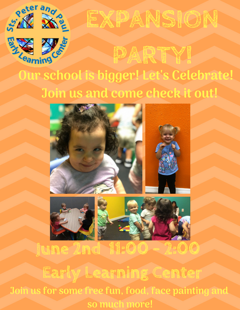 Sts. Peter and Paul ELC Expansion Party! (1).jpg