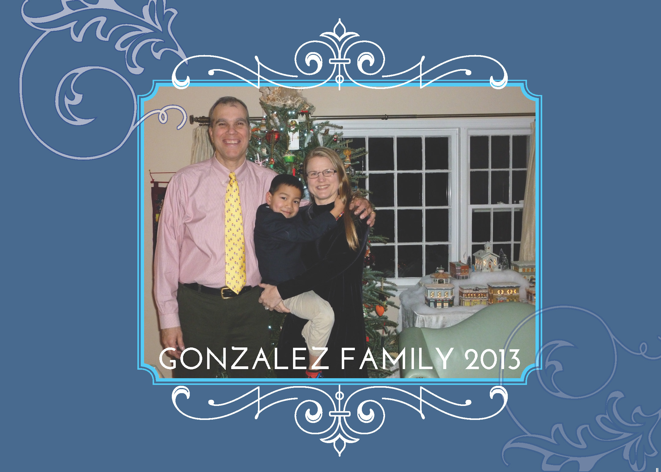 Custom Designed Holiday Albums Available! Makes a Great Gift!
