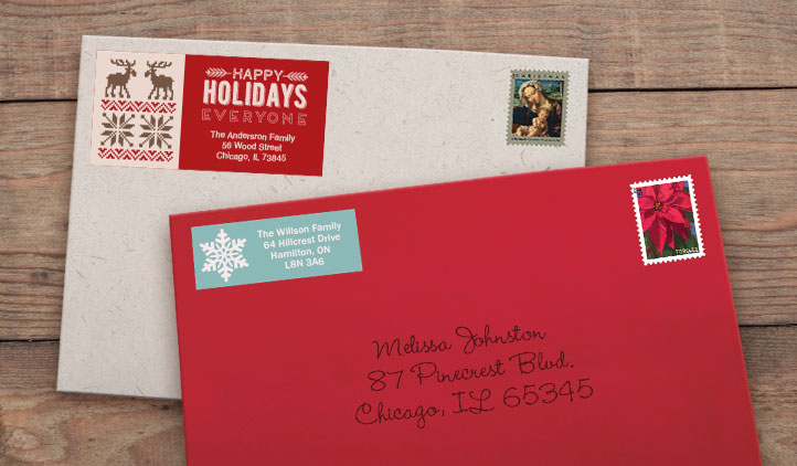 Address Labels Starting at ONLY $1.00 /per sheet