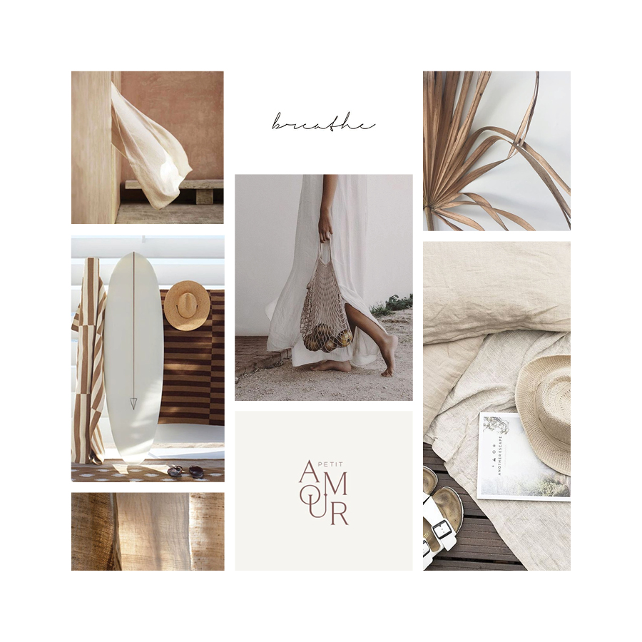 Moodboard | Earthy and Comforting | Samantha Madeo Design