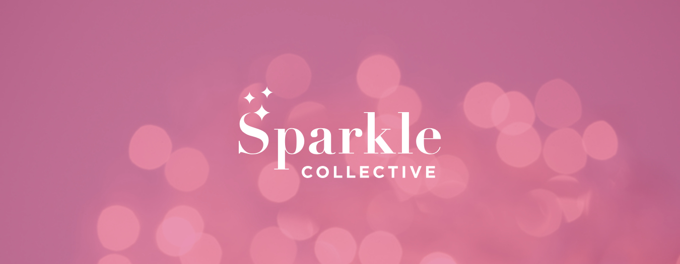 Sparkle Collective | Brand Design | Main Logo | Samantha Madeo Design