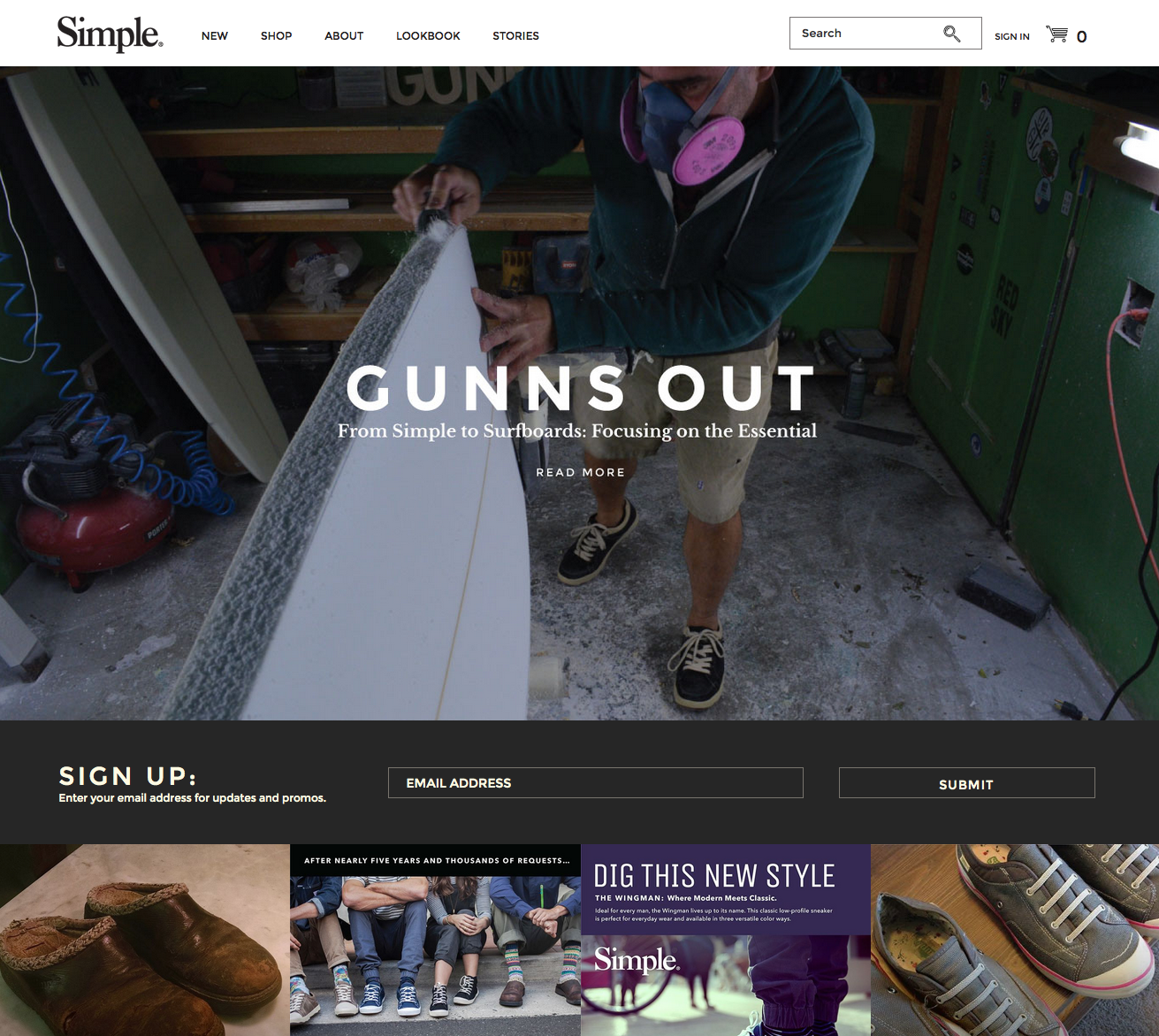 GUNN_Simple_Homepage.png