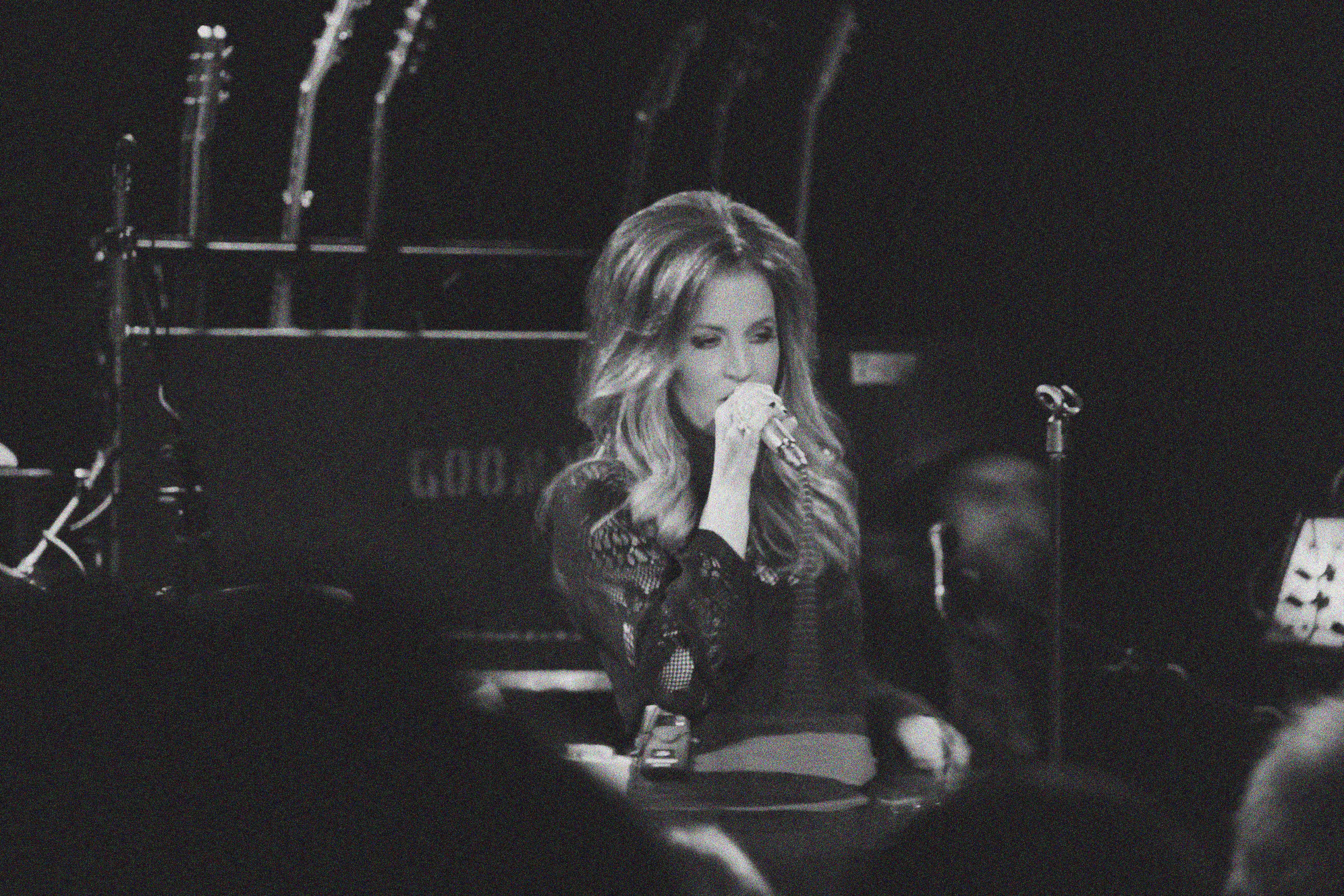 Lisa Marie Presley, Roxy , Los Angeles 2012