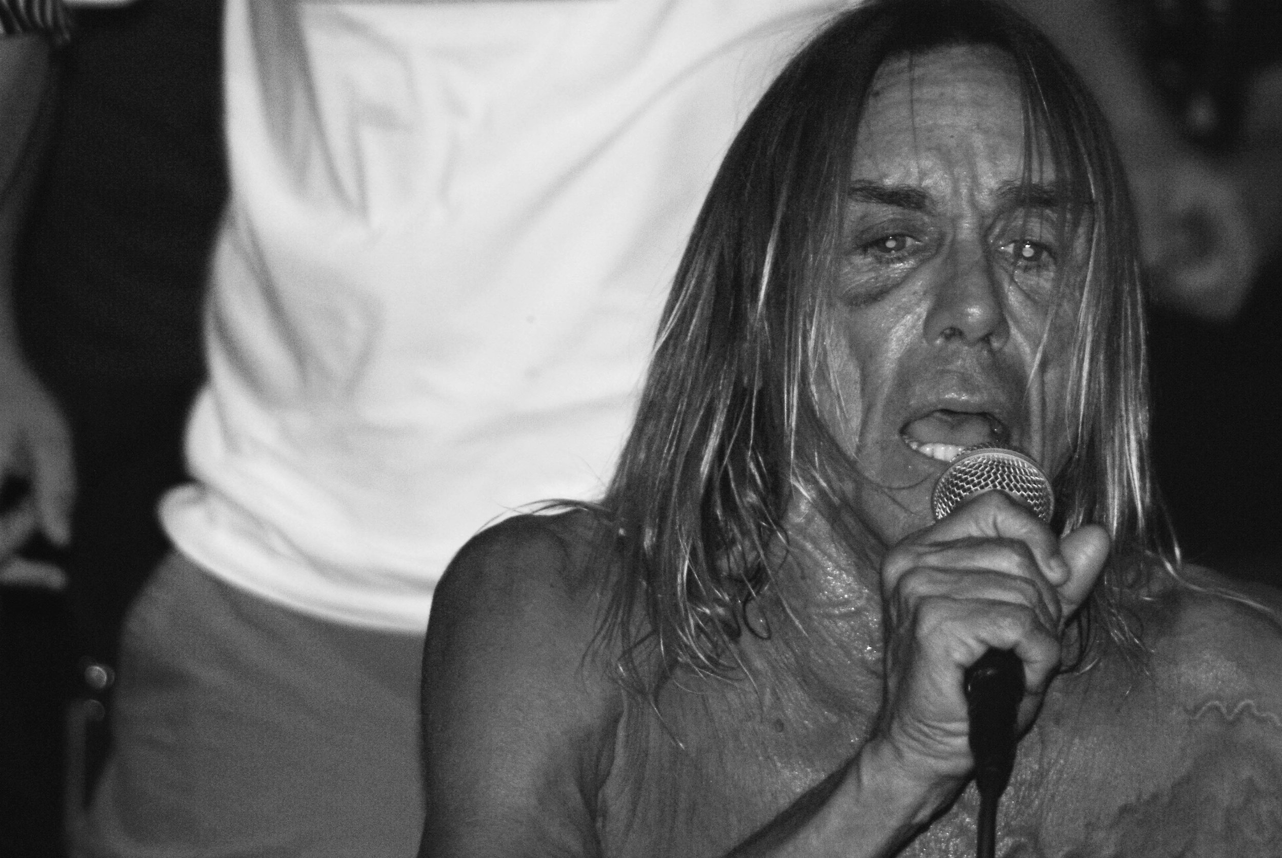 Iggy Pop & The Stooges | Marseille, France 2011