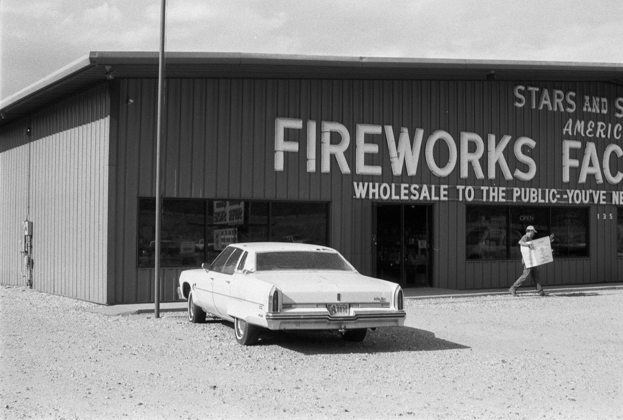 Fireworks | Cody, Wyoming 2015