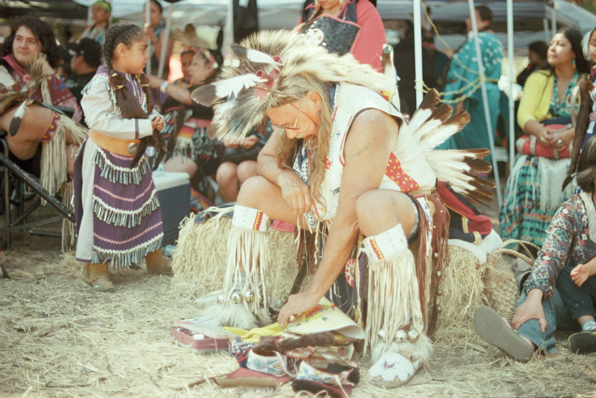 The California indians | California 2015