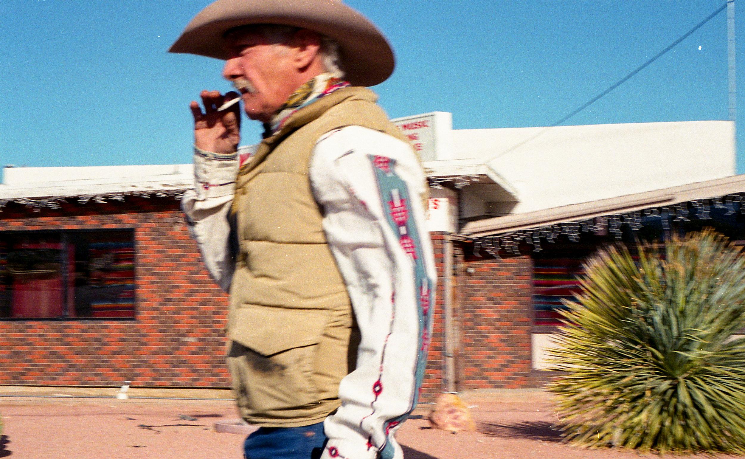 Urban Cowboy | Pecos, Texas 2014