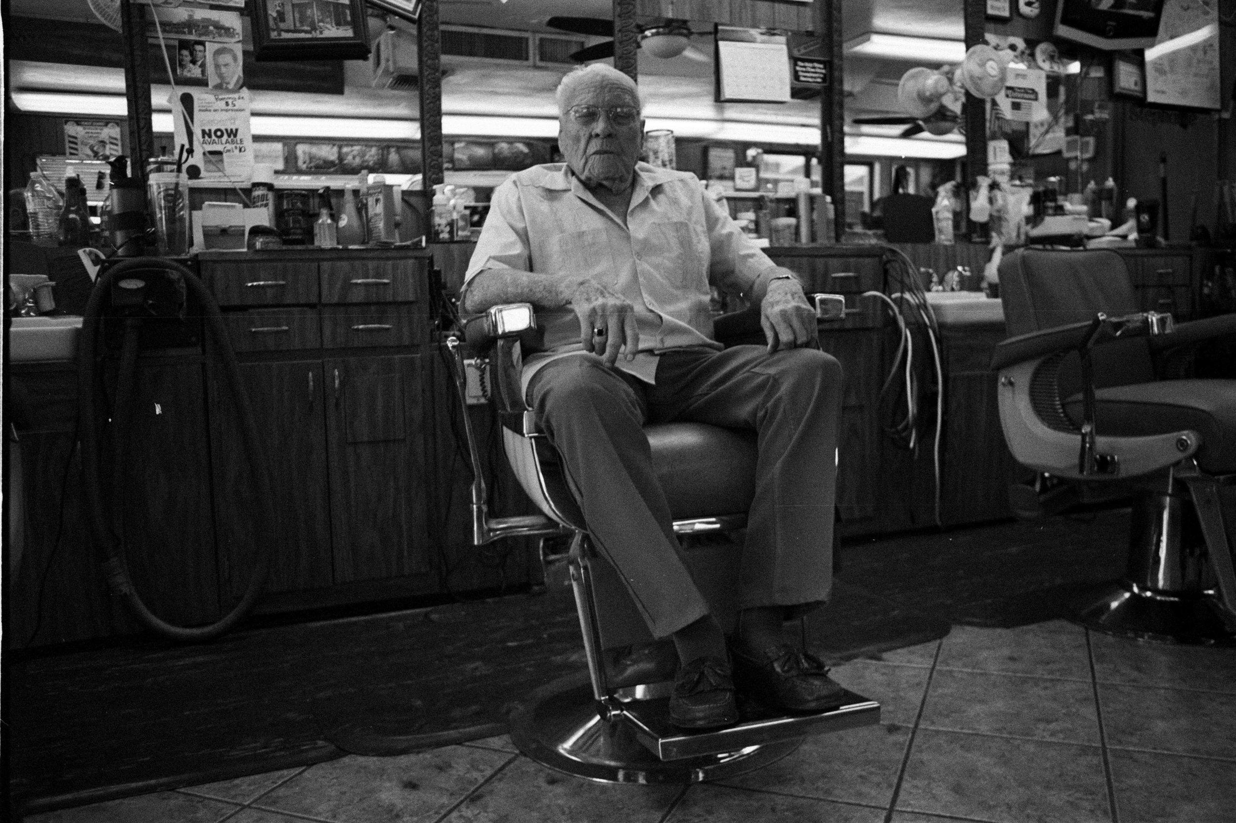 Joe The Barber | Mesa, Arizona 2016