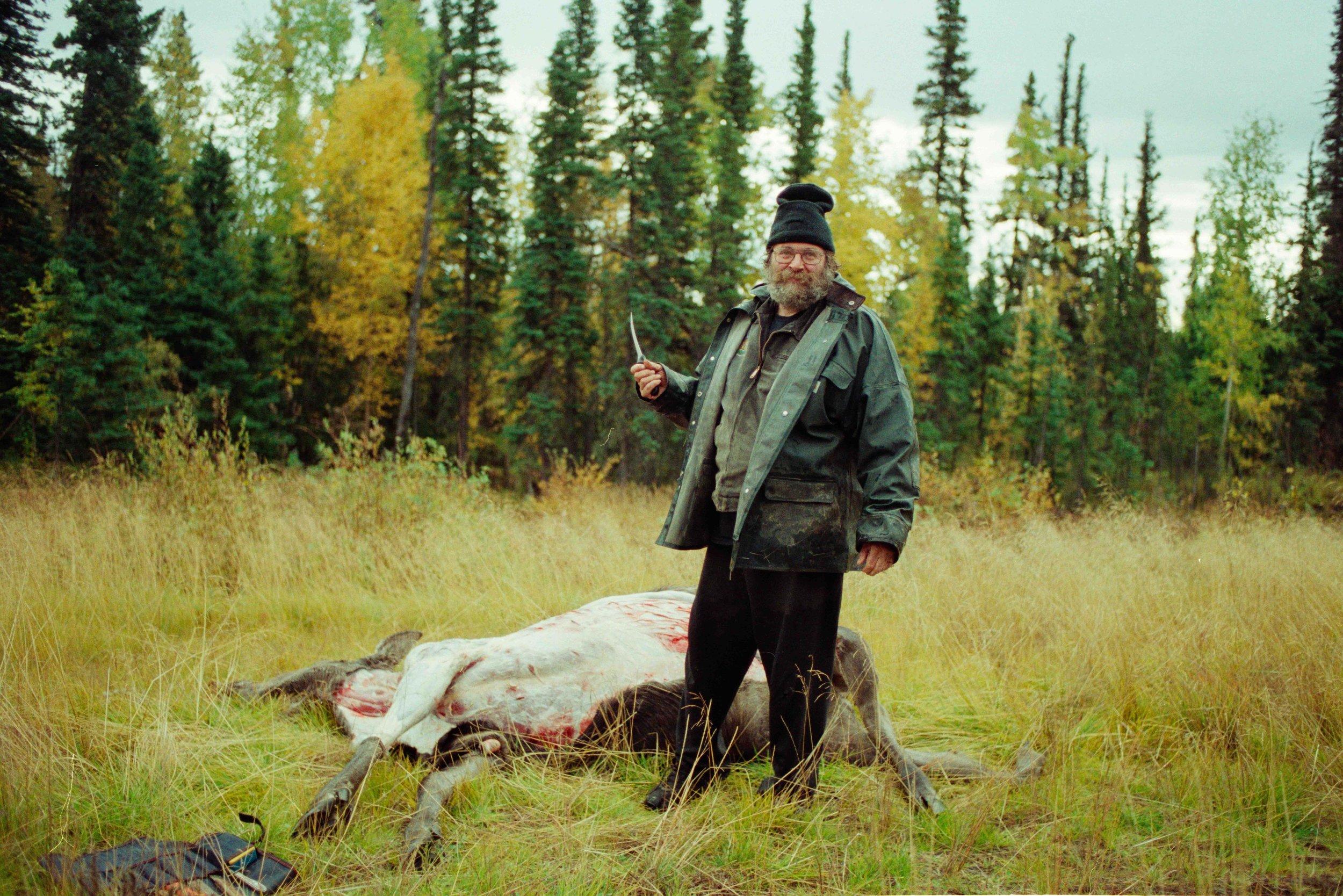 portrait of alaskan | Healy 2017