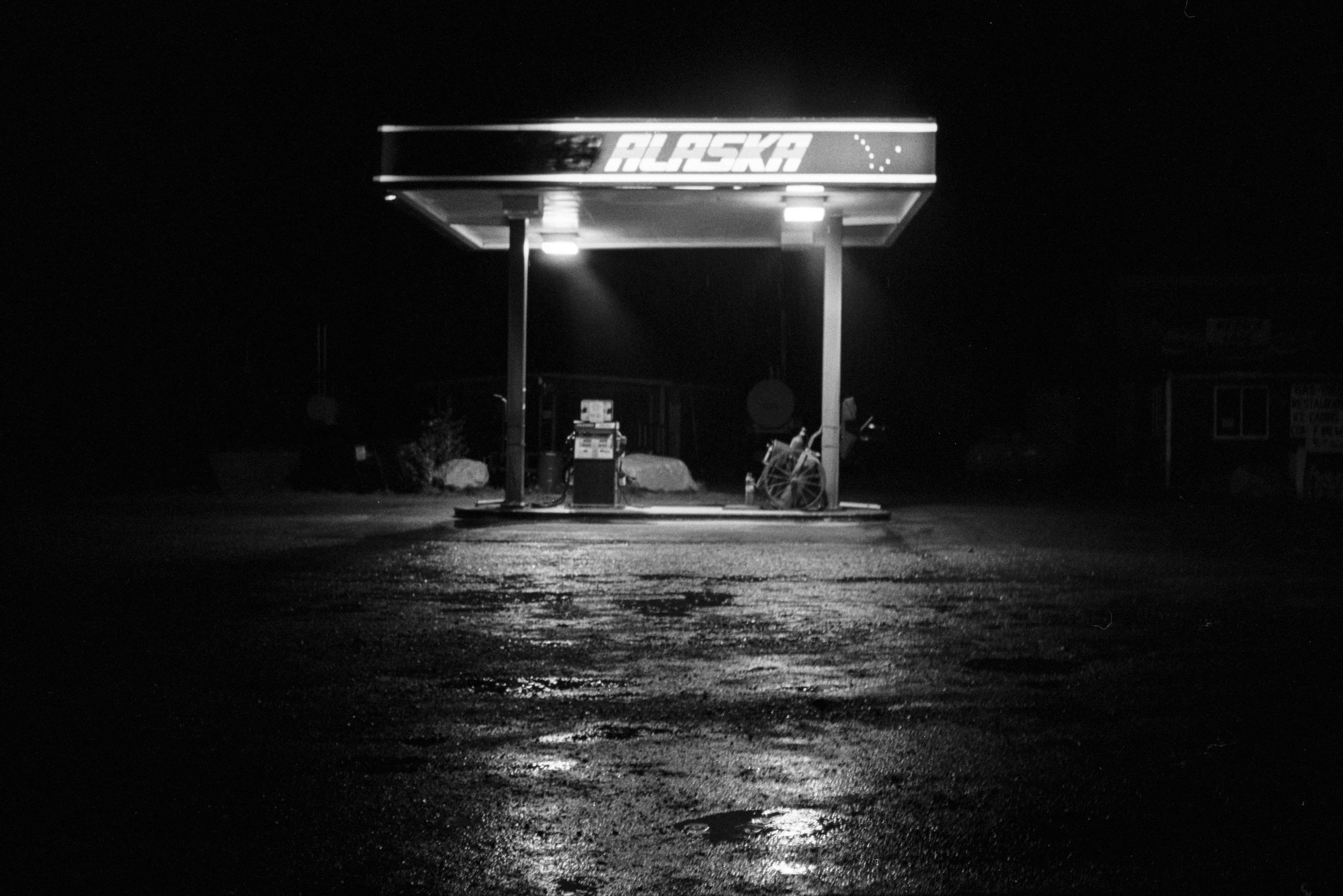 gas station | copper center 2017