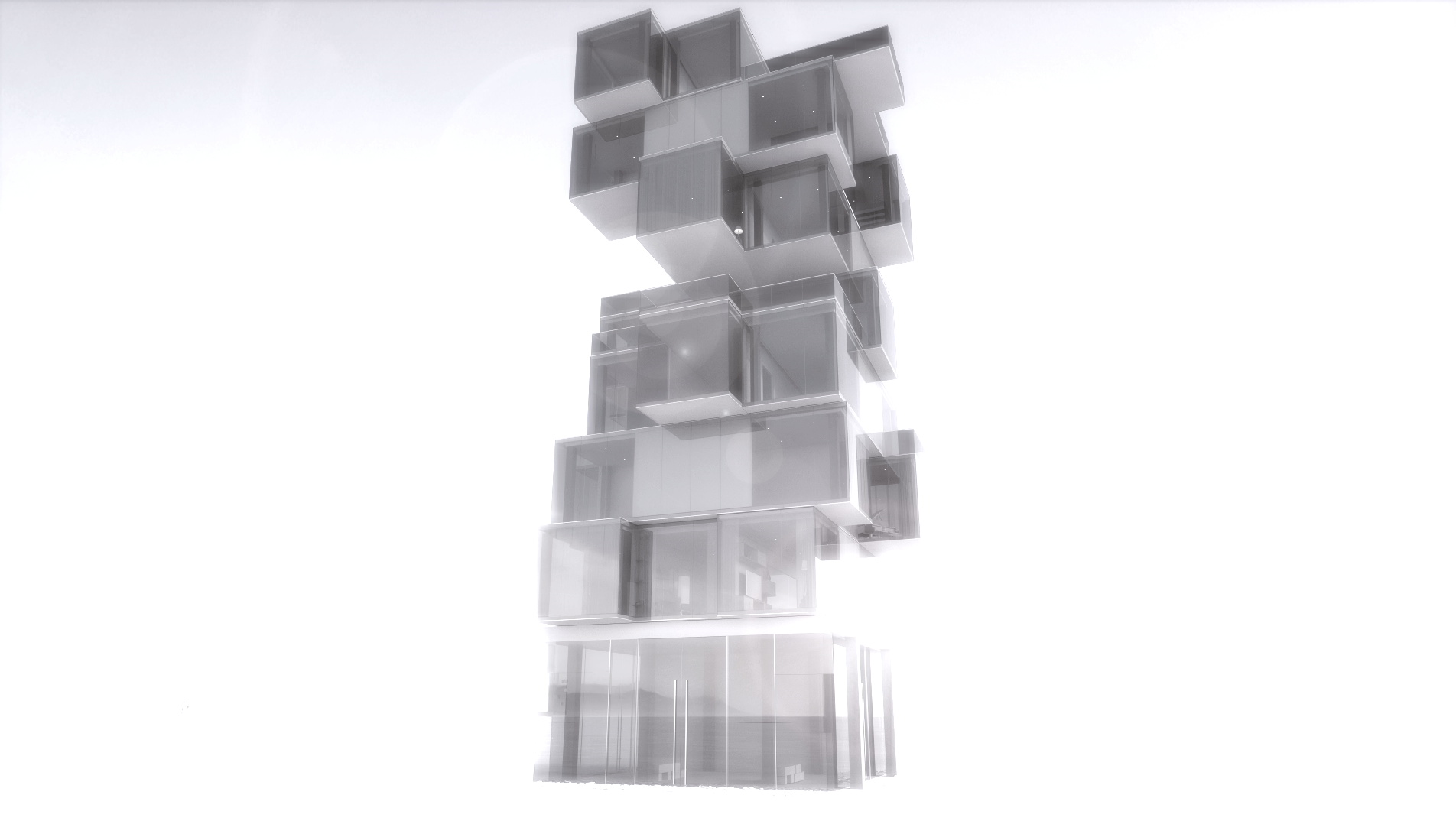 JENGA STACK ANIMATION