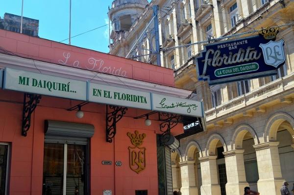 El Floridita, Havana Cuba