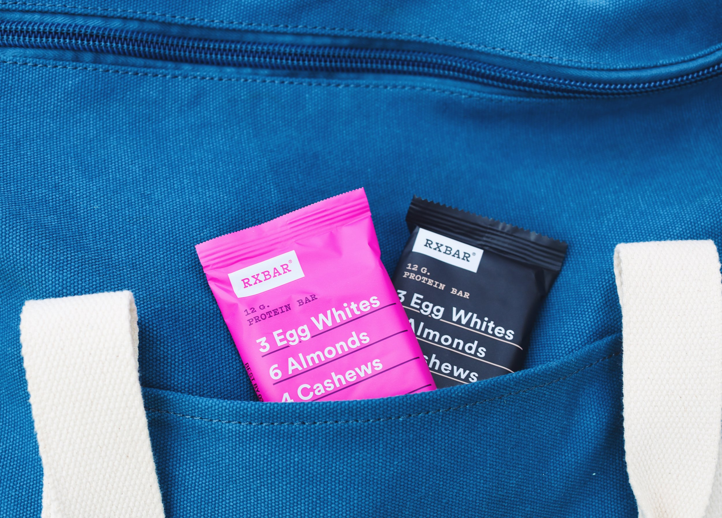 rxbar travel carry-on what to pack