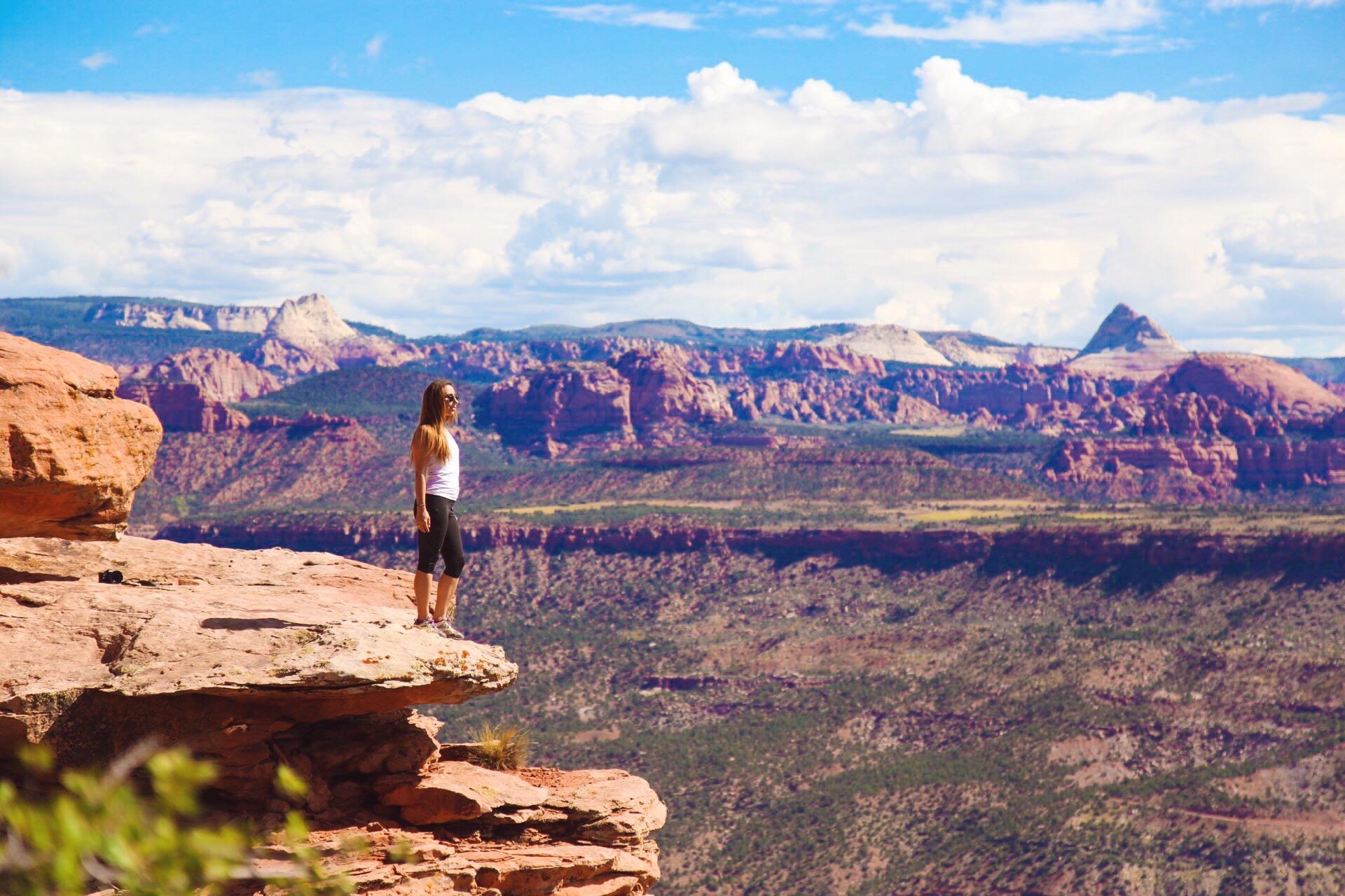 travel inspiration zion national park