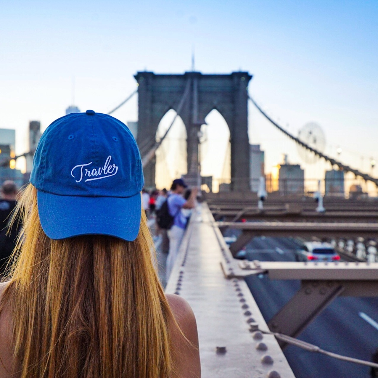 nyc brooklyn bridge travel and adventure inspiration quotes