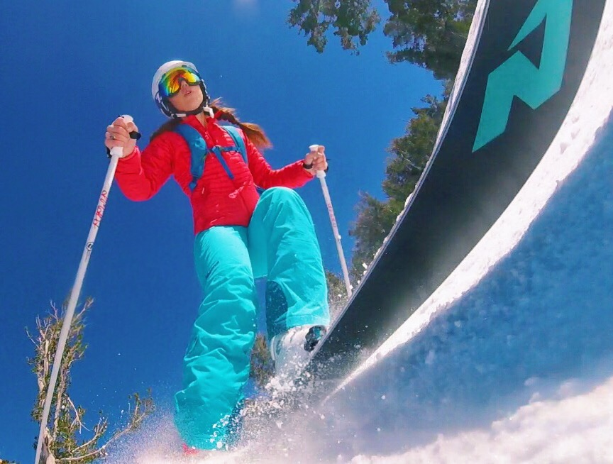 skiing gopro travel and adventure quotes