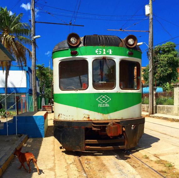 hershey train cuba