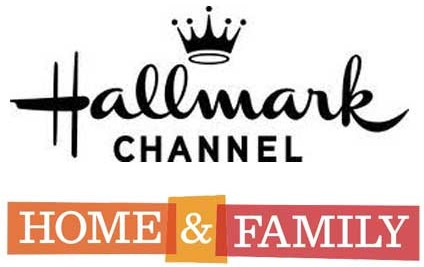 hallmark home and family logo