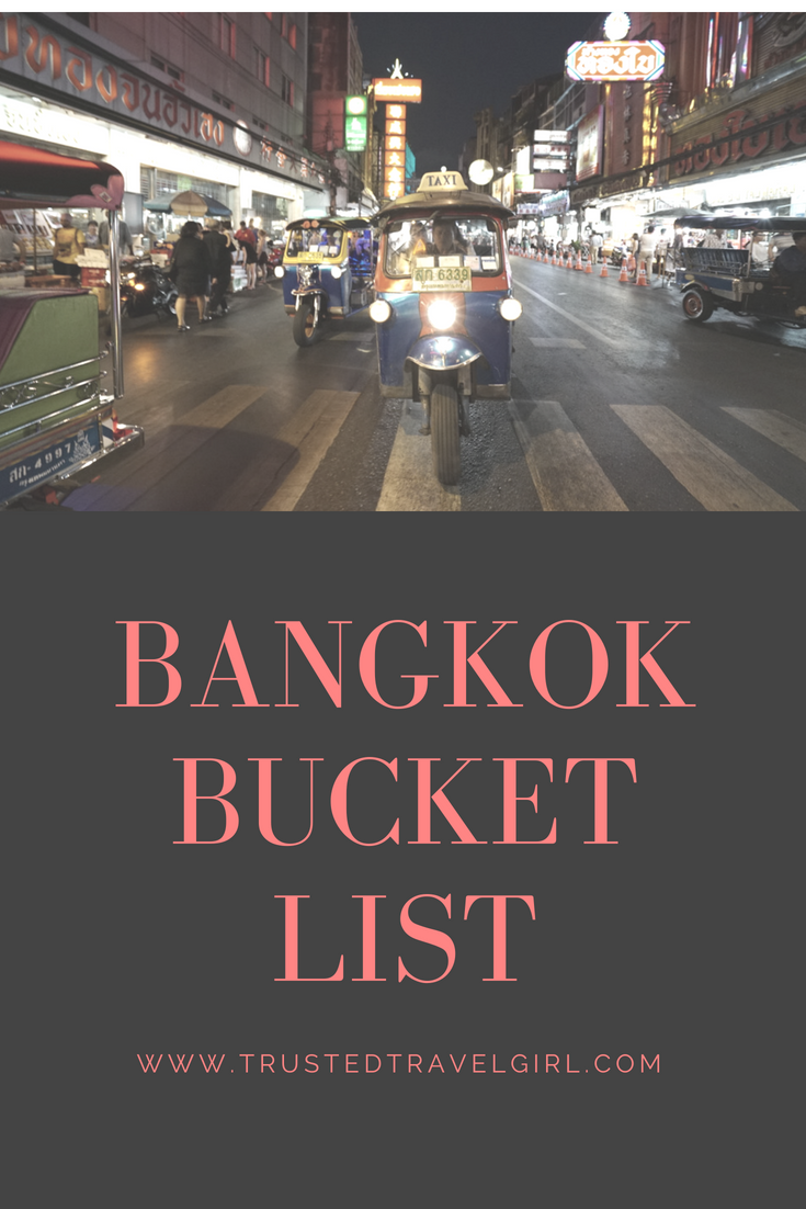 Are you planning a trip to Bangkok soon? If so, you have to check out these things to do in Bangkok Thailand including the best place to see the sunrise in Bangkok, where to eat in Bangkok, where to stay in Bangkok, temples to see in Bangkok and much more. Come check out these things to add to your Bangkok itinerary and save it to your travel board. #bangkok #thailand