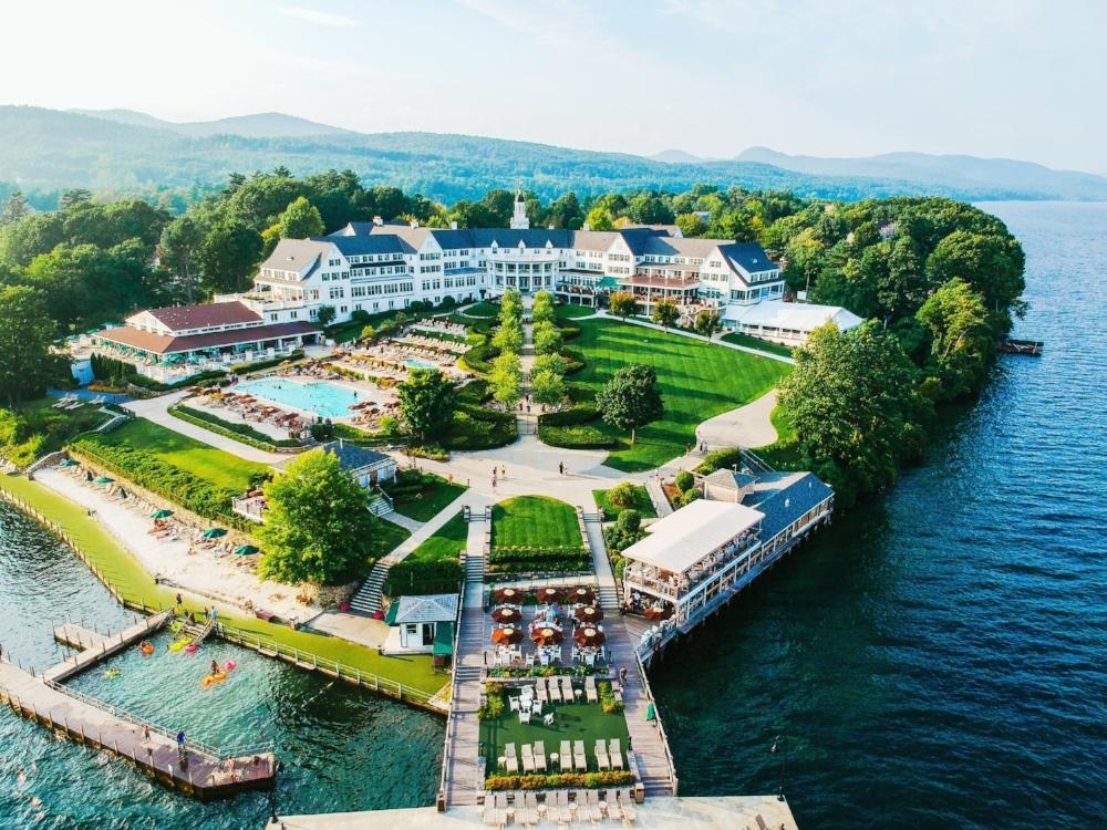 Best hotel lake george new york. the sagamore hotel lake george ny