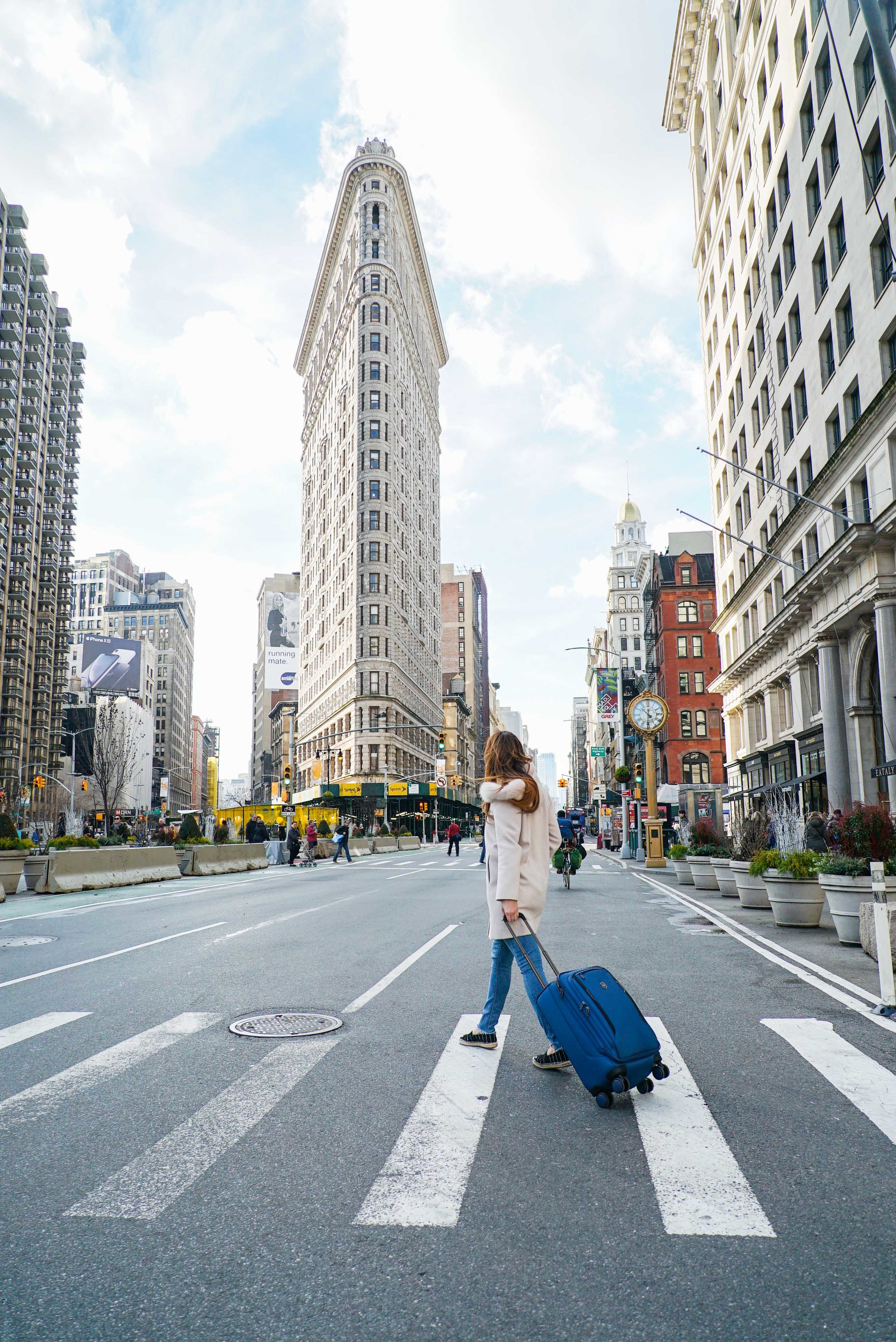 best female solo travel destinations for women new york nyc