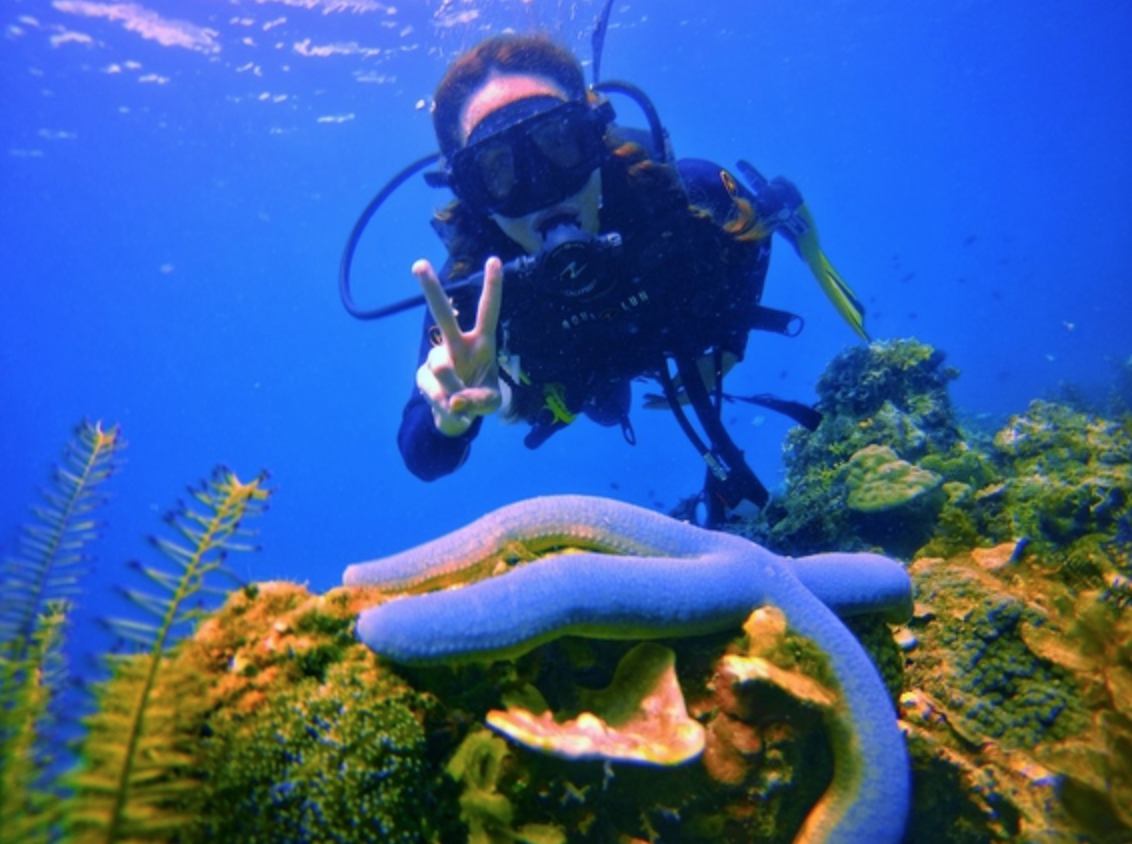scuba diving in the philippines one of the best solo female travel destinations