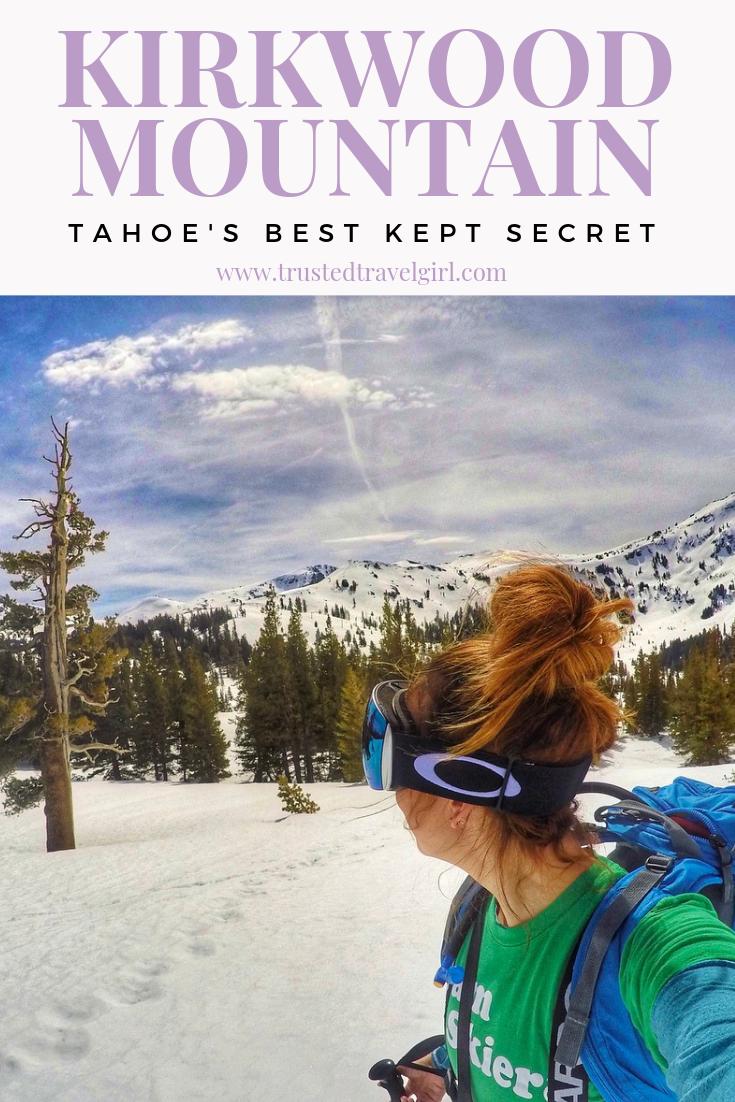 kirkwood mountain lake tahoe