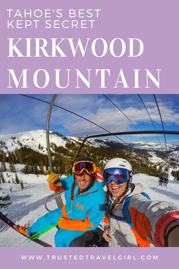 lake tahoe kirkwood best skiing