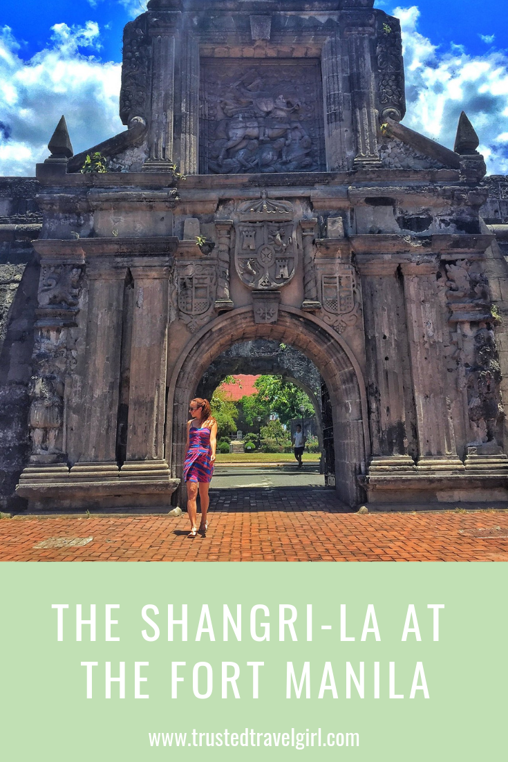 review shangri la at the fort manila