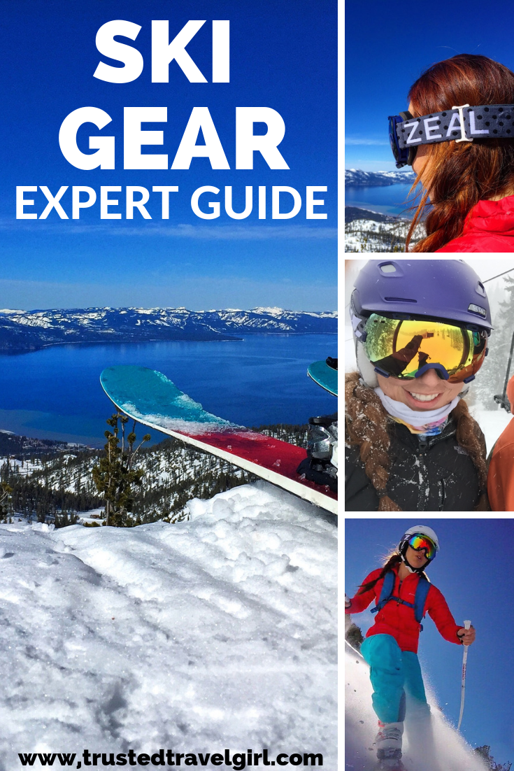 packing for a ski trip guide