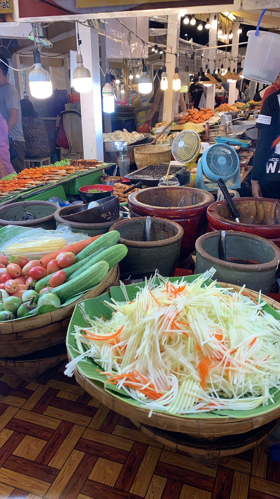 papaya salad thailand