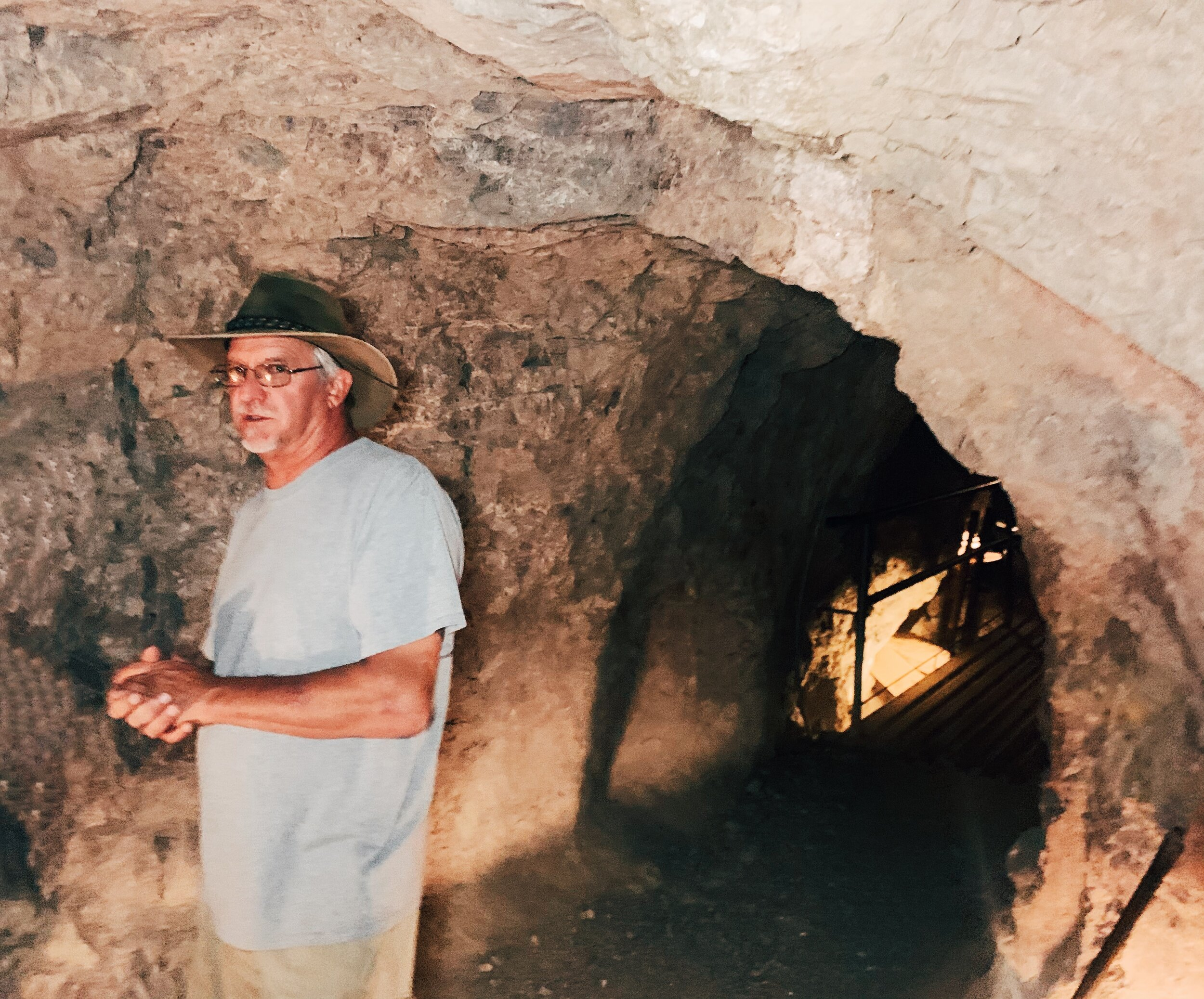 The gold mine and eldorado canyon are great day trips from las vegas
