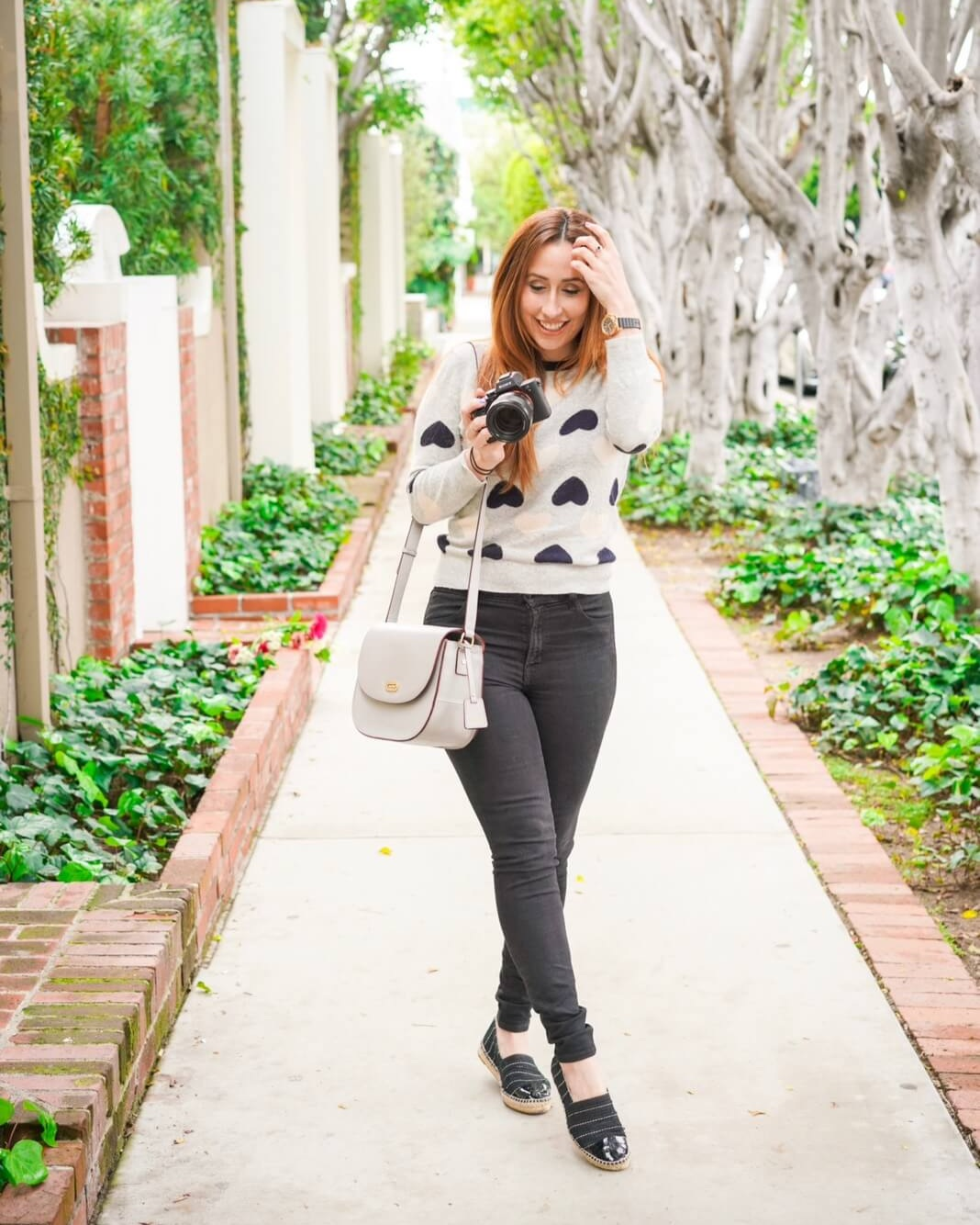 The Claremont by Lo&Sons is my favorite camera bag for women.