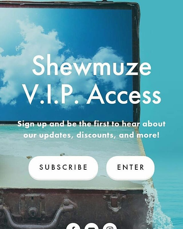 Reposted from @shewmuze -  An invitation to our VIP Access — Shewmuze ~Steve & Elizabeth~ ☺💞 http://www.shewmuze.com/sign-up/ #shewmuze - #regrann