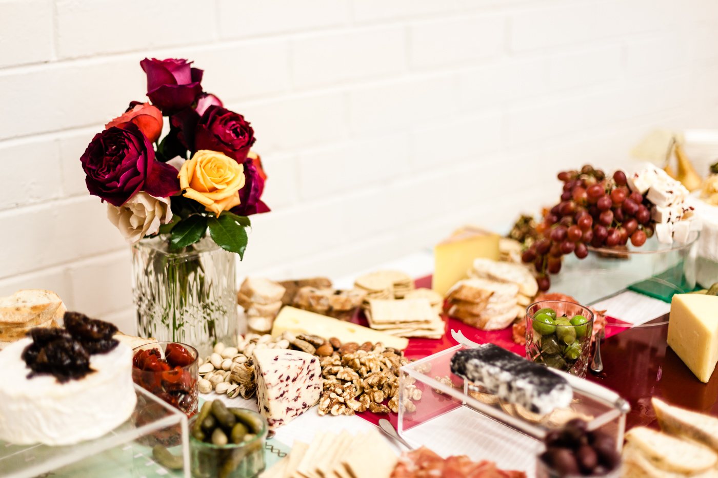 Grazing Table |NEW AGAIN by Petrina Turner Design for Designer Rugs | The launch event