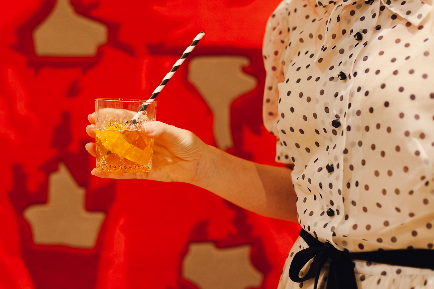 Ginger Gin cocktail anyone? | NEW AGAIN by Petrina Turner Design for Designer Rugs | The launch event