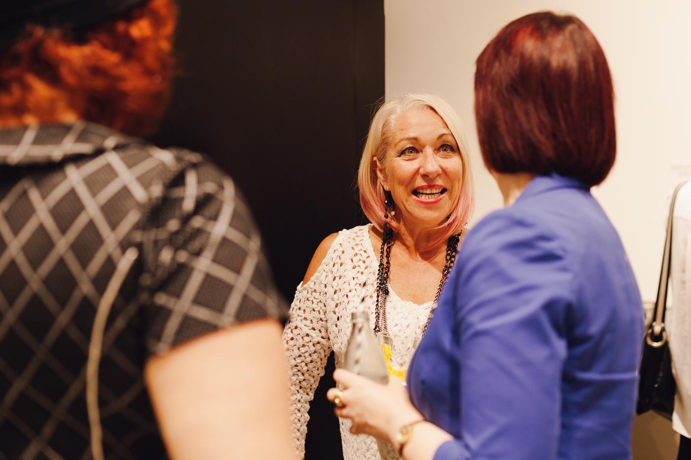 Gaye Stevenson | NEW AGAIN by Petrina Turner Design for Designer Rugs | The launch event