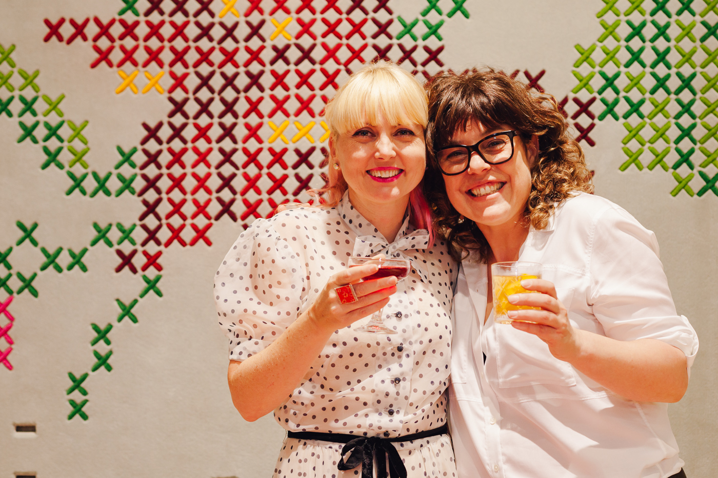 With Dara Shashoua | NEW AGAIN by Petrina Turner Design for Designer Rugs | The launch event