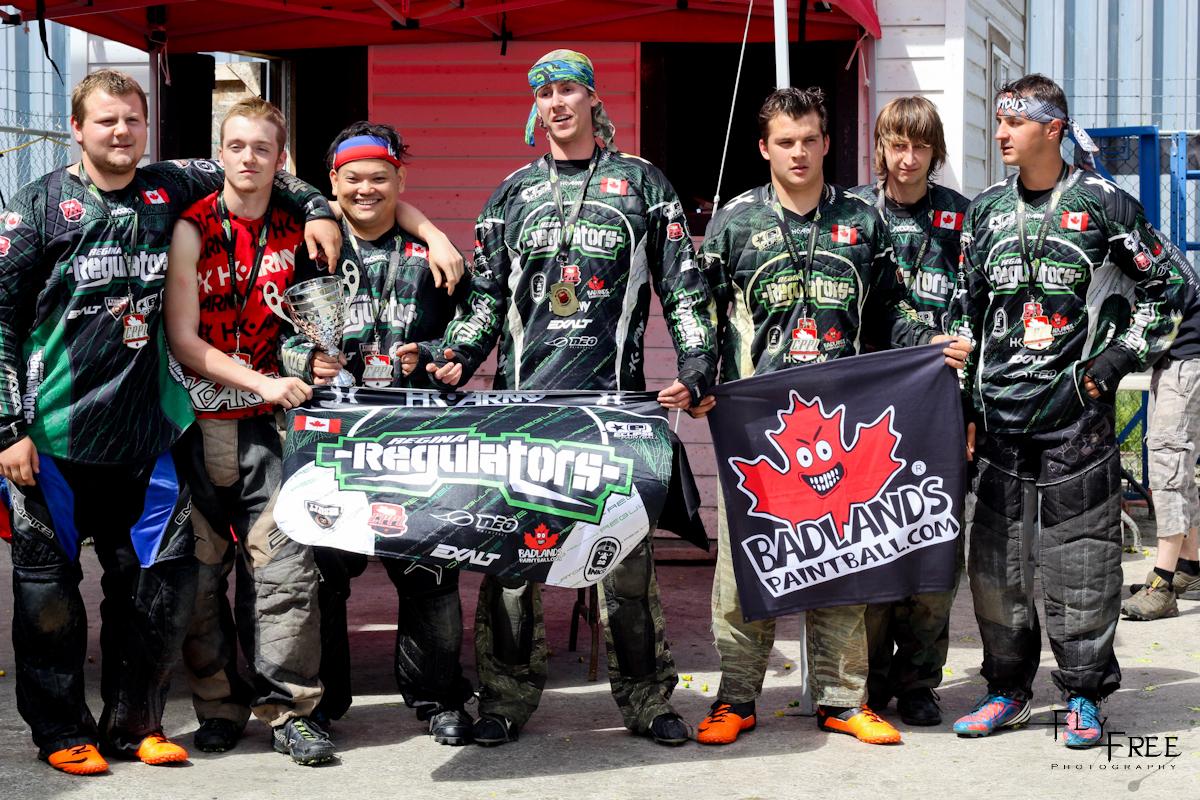 D3 Champions - Regina Regulators