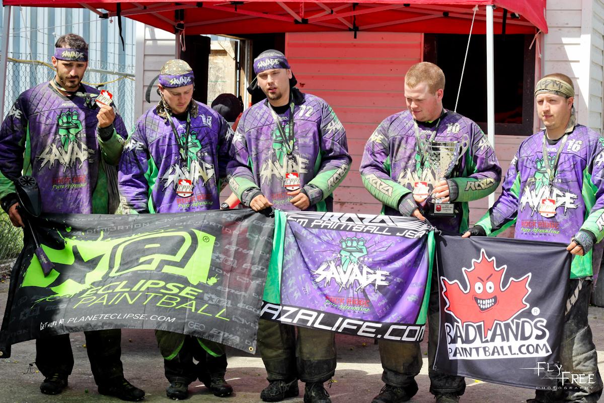 D2 Champions - Saskatoon Savage