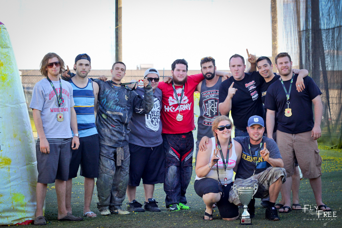 D1 Champions - The Black Hammers