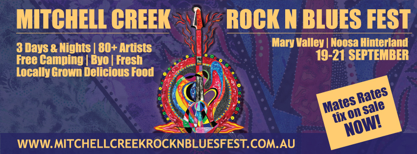 Remember to grab your festival passes using our  P  hil Barlow and The Wolf link !