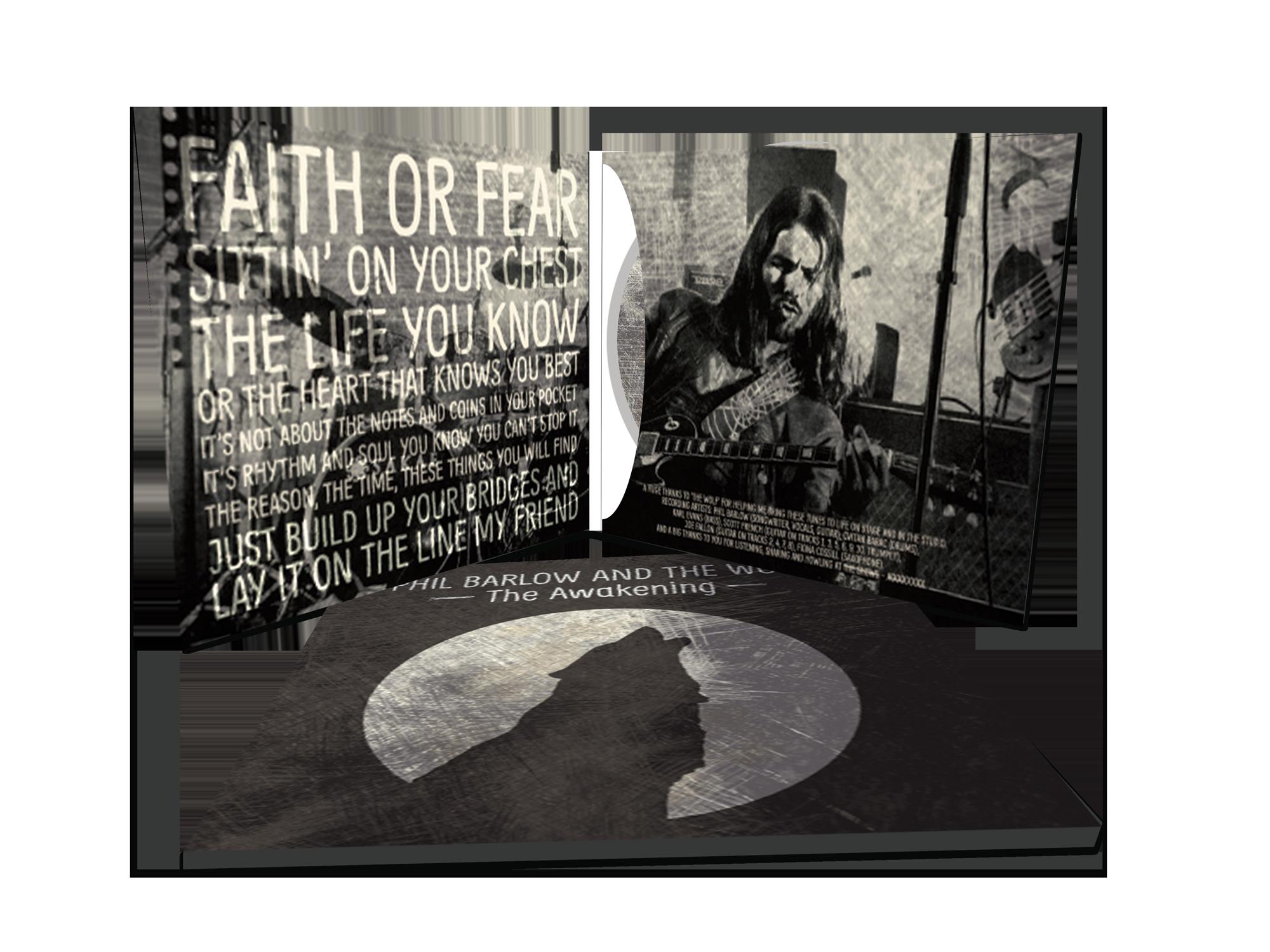 The Awakening-album-design