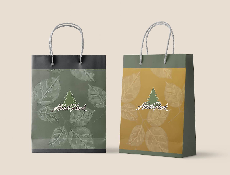Abba Park bag design