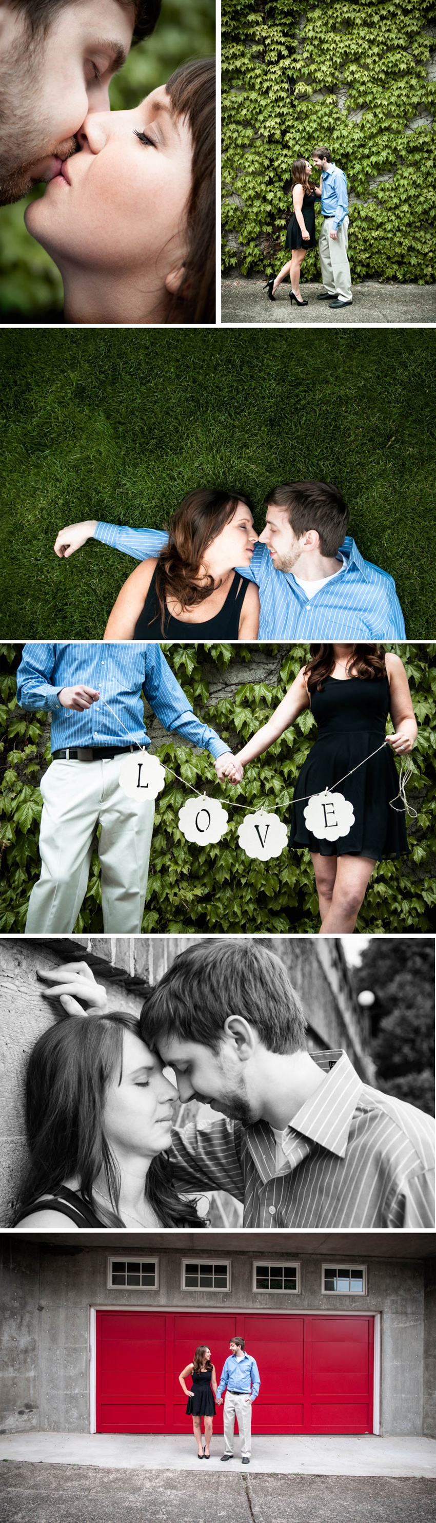©Gaby Cavalcanti Photography - Queen Anne engagement