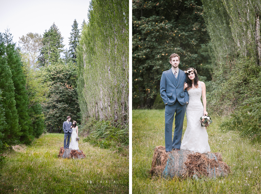 couple stylized portraits oregon